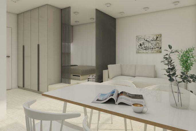 Mieszkanie 29m2